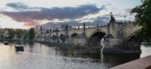 Podzimní exteriérové fotografování v Praze