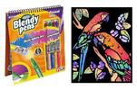Kouzelné fixy Blendy pens pro malé kreativce
