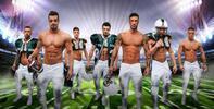 Žhavá striptýzová show skupiny Hot Men Dance