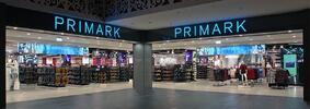 Novoroční výprodeje v Primarku v Drážďanech