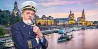 Dárkový lístek na plavbu do Drážďan s programem