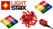 Stavebnice Light Stax si na hraní posvítí