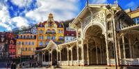 3 denní relax v Karlových Varech se snídaní