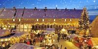 Trhy na pevnosti Königstein a relax v termálech