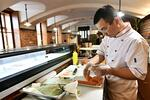 Čerstvé sushi pro milovníky japonské kychyně