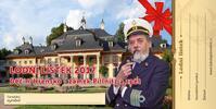 Dárkový lístek – plavba na zámek Pillnitz