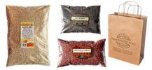 Zdravé mlsání: balíčky zdravých pochutin