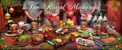 Indické degustační menu pro dvě osoby