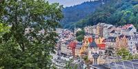 3 báječné dny ve Varech: plná penze a procedury