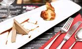 Degustační menu pro 2 v La Boucherie & Bistrot M