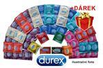 Zásoba kondomů pro dlouhé zimní večery