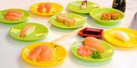3 hodiny neomezeného hodování running sushi