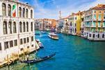 Den na pláži Lido di Jesolo s návštěvou Benátek