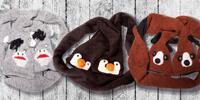 Zvířecí kolekce Happy Winter