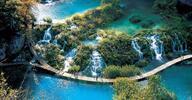 Po stopách mayovek na Plitvická jezera