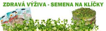 Klíčicí biomiska nebo semínka ke klíčení
