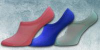 Nízké ponožky do tenisek a jarních bot