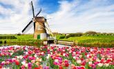 Rozkvetlé Holandsko vč. ubytování na 2 či 3 noci