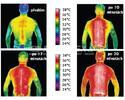Příjemné prohřátí celého těla v infrasauně