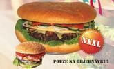 6kilový Libový párty burger až pro 20 kamarádů
