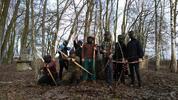 LarpGame: dobrodružná bitva s luky a šípy
