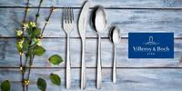 Přepychové příbory značky Villeroy & Boch