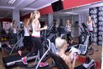 Vstup do dámského fitness s osobní trenérkou