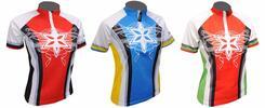 Cyklistické dresy a kraťasy