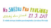 Podpořte benefiční akci Na Sněžku pro Pavlínku