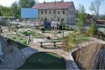 Celodenní hra adventure golfu v Liberci