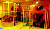 Celodenní vstup do dětské herny Brumbambule