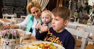Rodinný pobyt v Maďarsku s polopenzí a wellness