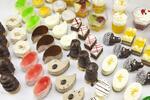 Neomezená konzumace dezertů v mašinkové kavárně