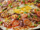 Dvě pizzy o průměru 40 cm dle vašeho výběru