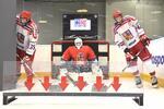 Vstup do síně slávy českého hokeje