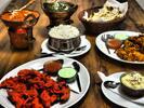 Výtečné autentické menu od indického šéfkuchaře