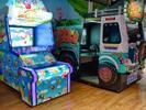 Funpark Žirafa: dětské vstupy a káva pro dospělé