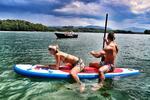 Zapůjčení paddleboardu na Žermanické přehradě
