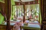 Oddych při tradiční thajské či olejové masáži