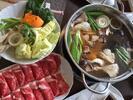 Asijská specialita Shabu-shabu pro 2 fajnšmekry