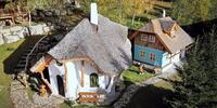 Last minute rodinný pobyt v Pohádkové vesničce