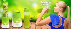 Zdravé nápoje s mixérem Smoothie makerem od Bestronu