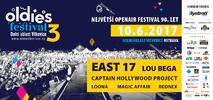 Lístky na Oldies Festival pod širým nebem