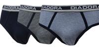 3pack boxerek nebo slipů Diadora