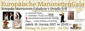 Evropská loutková galashow: jedinečné představení