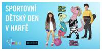 Den dětí v Harfě: zábava a slevová knížka