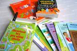 Kreslicí smývatelné karty a knížka od Svojtky