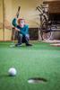 90minutová hra Adventure golfu pro dva ve Stříteži
