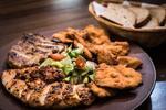 Kilo masa, salát a americké brambory