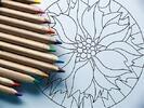 Kurz malování mandaly pro dítě a dospělého